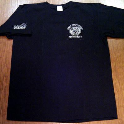 Lost Film Crew T-shirt Season