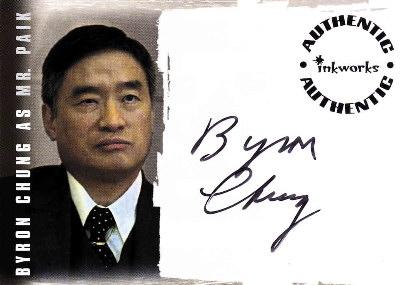 Byron Chung Net Worth
