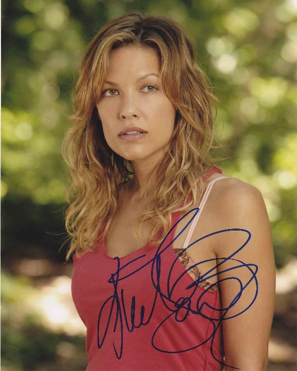 Kiele Sanchez autograph