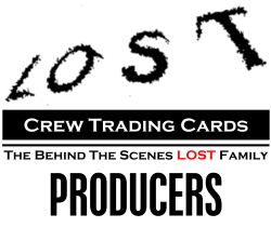 LOST Crew Trading Cards - Producers