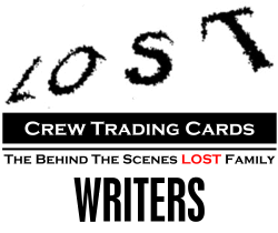 LOST Crew Trading Cards - Writers